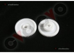 445-0630722 Double Gear 24T/48T